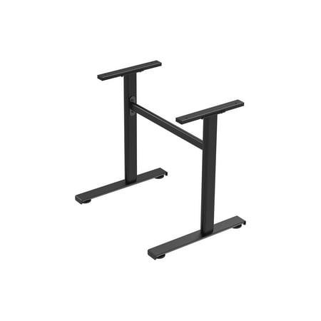 Metal Stars For Sale (Monoprice Standalone Metal Desk Frame for Compact Sit-Stand Desk Converter Upgrade -)