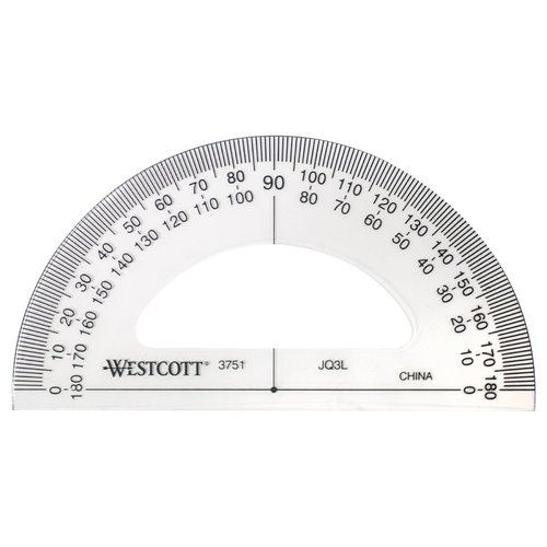 C-Thru 3751 3 . 5 inch Mini Protractor