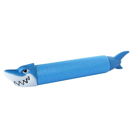 Cute Funny Shark Water Blaster Toy Water Shooter Soaker Pump Shooting Toy Summer Outdoor Swimming Pool Beach Water Pistol Kid