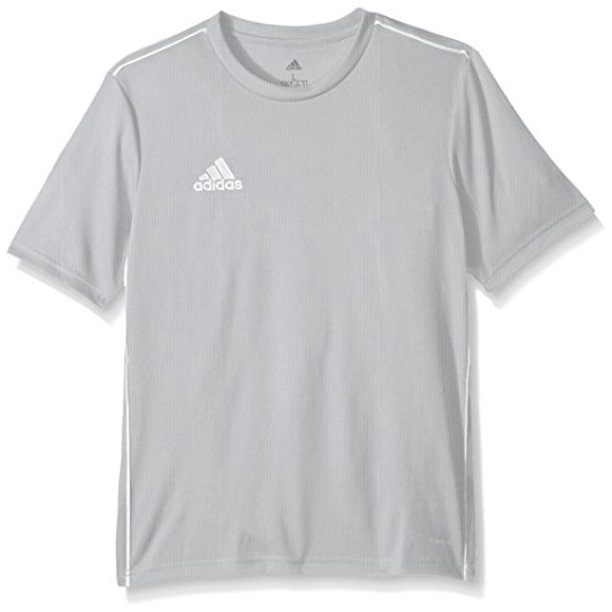 Adidas Unisex Youth Soccer Core18 Training Jersey Adidas - Ships Directly From