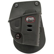 FOBUS STANDARD EVOLUTION BELT HOLSTER N/A BLACK PLASTIC