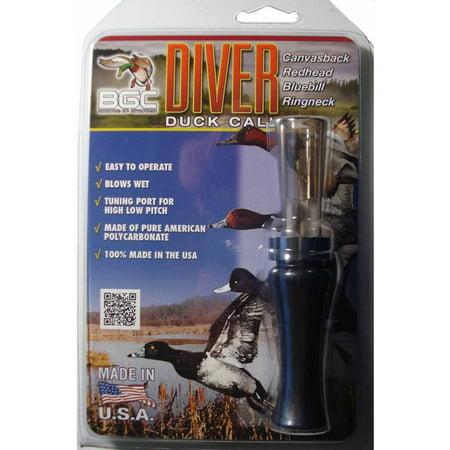 Buck Gardner Diver Duck Game Call - Duck Calls Necklaces