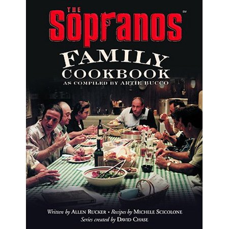 The Sopranos Family Cookbook : As Compiled by Artie Bucco ()