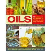 Oils - eBook