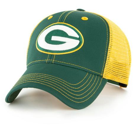 Men's Green Green Bay Packers Explore Adjustable Hat - - Bday Hats