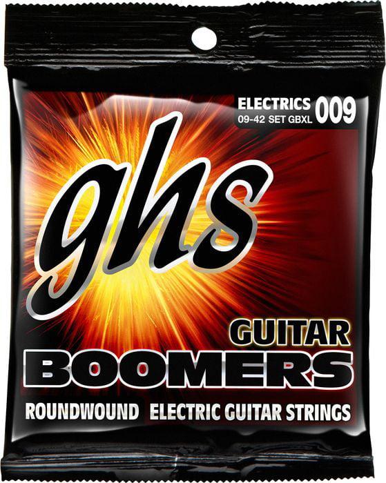 GHS Boomers GBXL009 Electric Guitar Strings by GHS