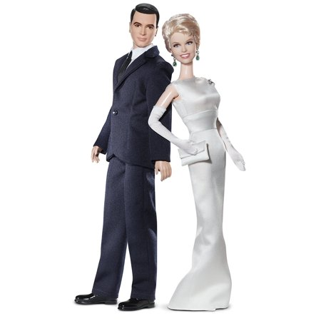 Barbie Collector Pillow Talk: Doris Day And Rock Hudson Doll Gift Set