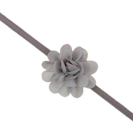 Outtop FEITONG Kids Baby Headband Toddler Lace Flower Hair Band GY - Snow White Headband For Adults
