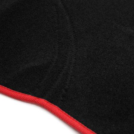 Car Dash Sun Cover Dashboard Mat Carpet for Chevrolet Lova Aveo w/ Storage Case - image 3 of 5