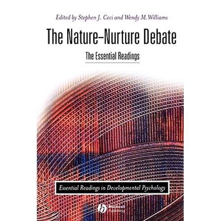 The Nature-Nurture Debate : The Essential (The Nature Nurture Debate The Essential Readings)