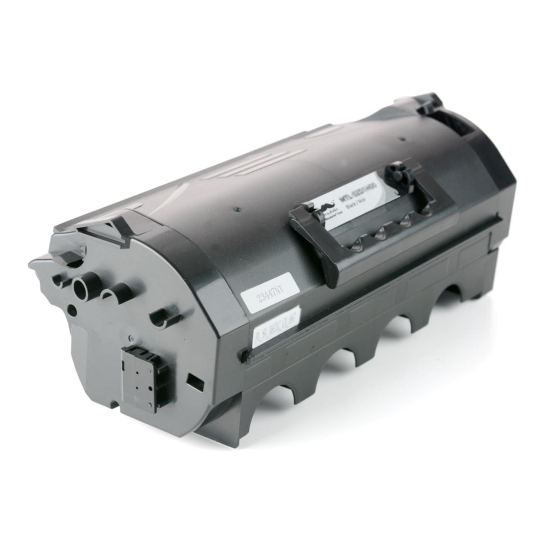 621H High-Yield Toner Cartridge Black Lexmark 62D1H00 in Retail Packaging
