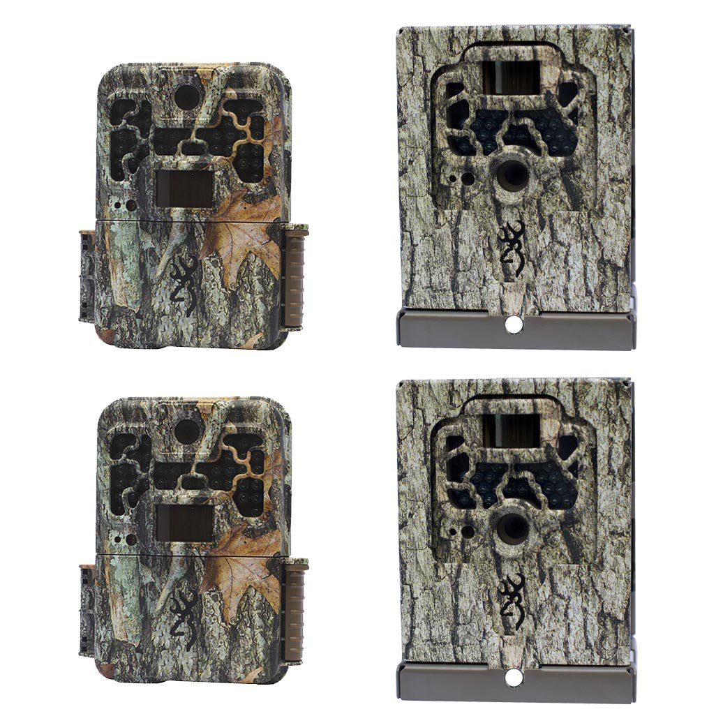 Click here to buy Browning Trail Cameras Recon Force FHD Extreme 20MP Game Camera + Security Box by Browning Trail Cameras.