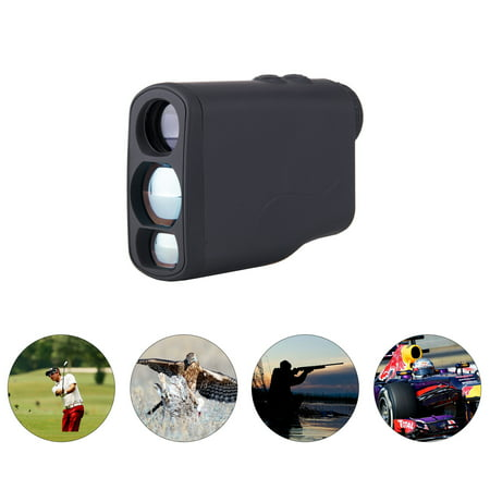 Pinty Waterproof Golf Laser Rangefinder Trinocular Fog Mode w/Free (Best Golf Rangefinder Under 100)