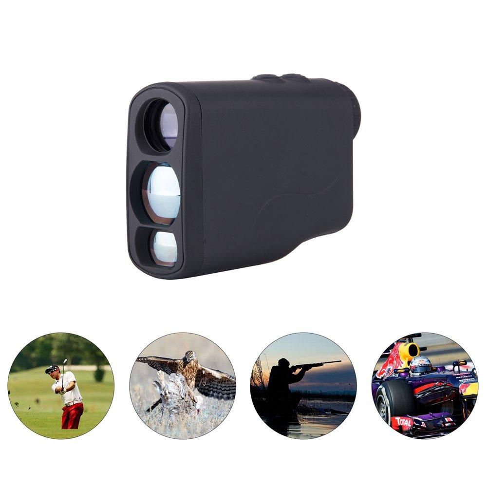 Pinty Waterproof Golf Laser Rangefinder Trinocular Fog Mode w/Free Battery