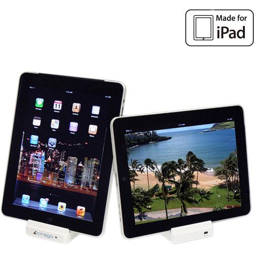 Cirago NuView Dock Charger for iPad/iPad 2/New iPad