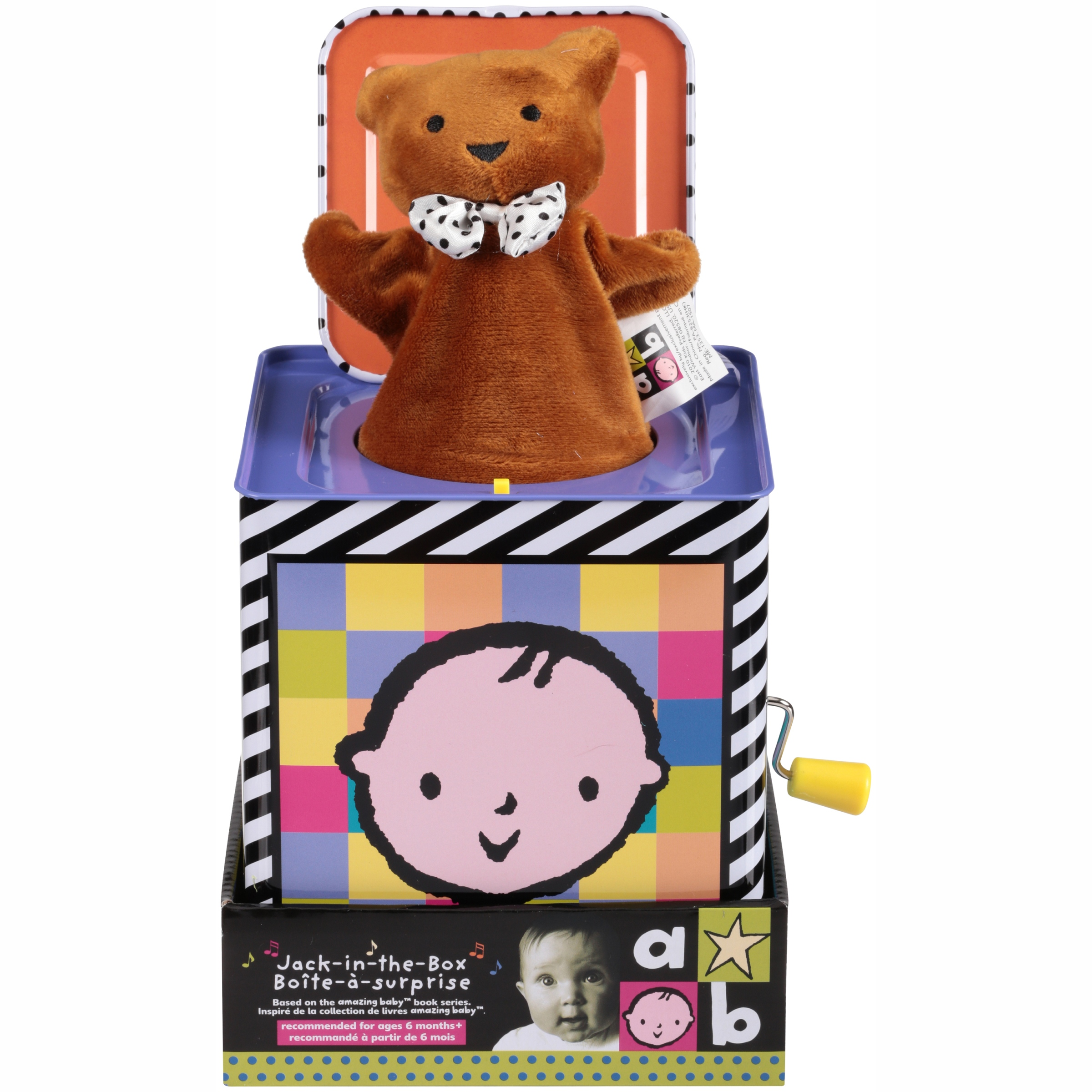 Amazing Baby™ Jack–in–the–Box