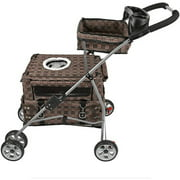 "Kittywalk Kouture Stroller Royale, 20"" x 12"" x 32"""