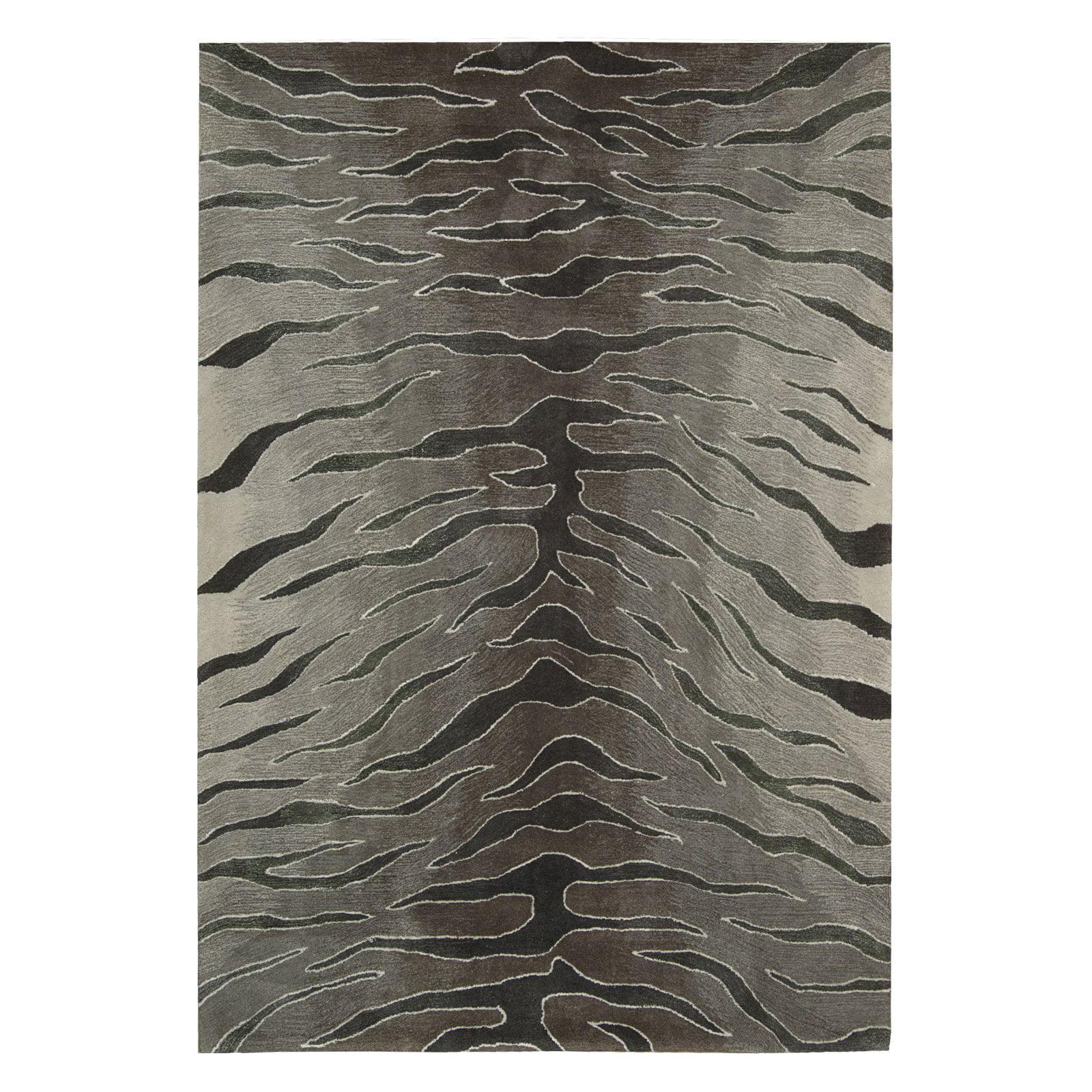 Nourison Contour CON30 Hand-Tufted Polyester Rectangle Rug