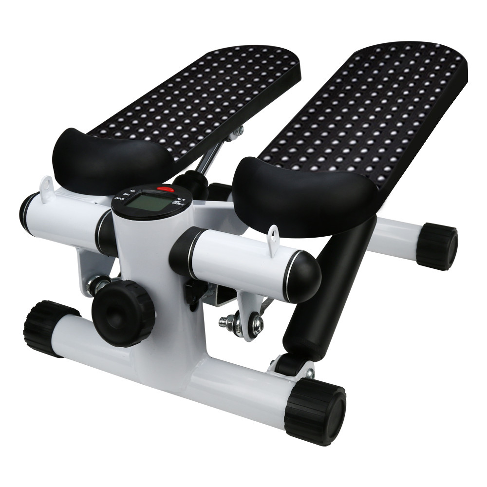 DZT1968 Household Hydraulic Mute Stepper Multi-Function Pedal Indoor Sports Stepper Legs