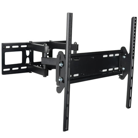 VideoSecu Full Motion TV Wall Mount for LG 32 39 42 47 49 50 55″ LED LCD Plasma Tilt Swivel Articulating Bracket bgw