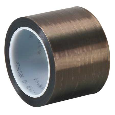 3M Preferred Converter 5490 Film Tape Extrd Ptfe Gray 3 4 In X 36 Yd