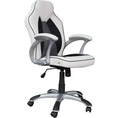 X Video Rocker Executive Office Chair with 2.0 Bluetooth Sound, Multiple Colors