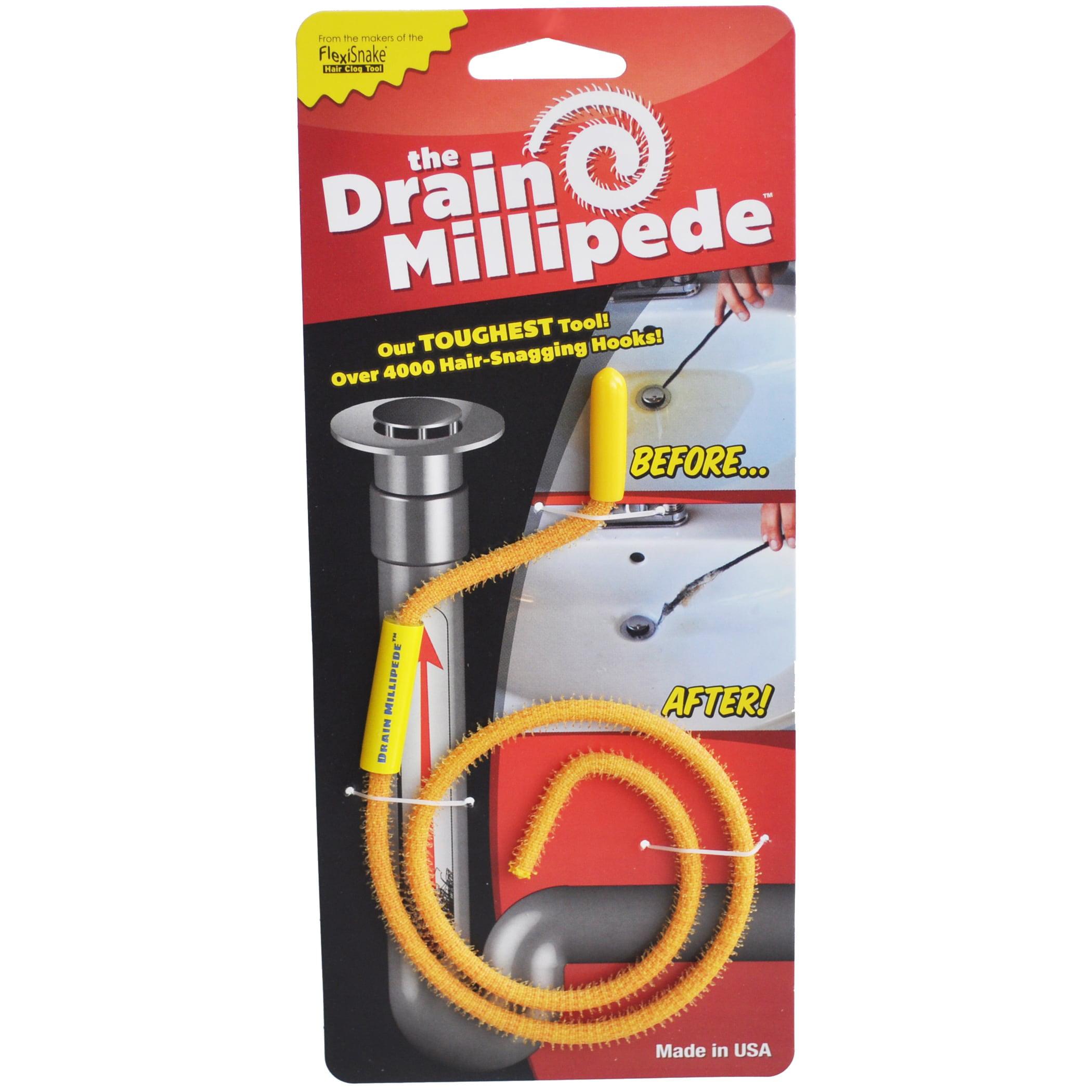 Drain Millipede Hair Clog Tool Walmart Com