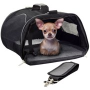 WorldPet Soft-Sided Pet Carrier, Color May Vary