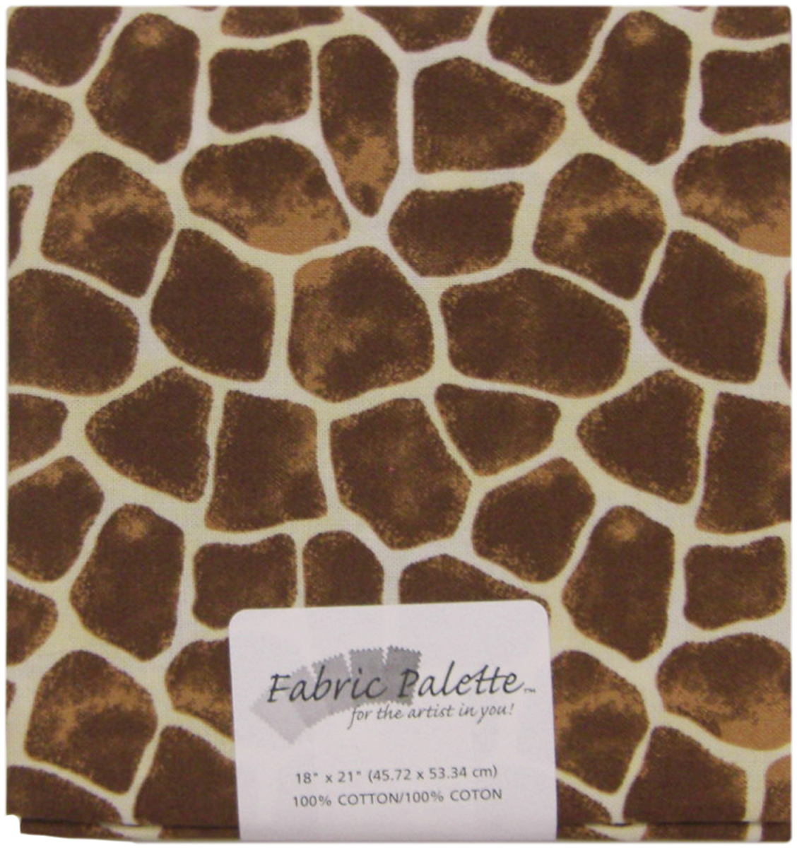 Fabric Editions 2.5 by 42-Inch Jellies Fabric Palette 20-Pack Punch of Paisley