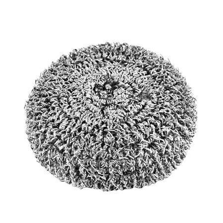 Metal Spiral Wire Kitchenware Pan Cookware Cleaner Cleaning Rust Removal Brush (Spiral Power Tube Brush)