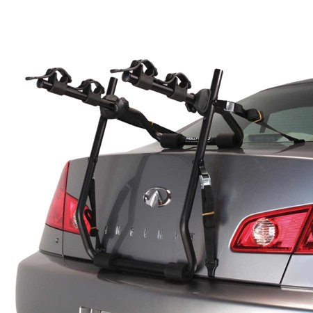 Hollywood E2 Express Trunk Mount 2 Bike (Hollywood Bike Rack)