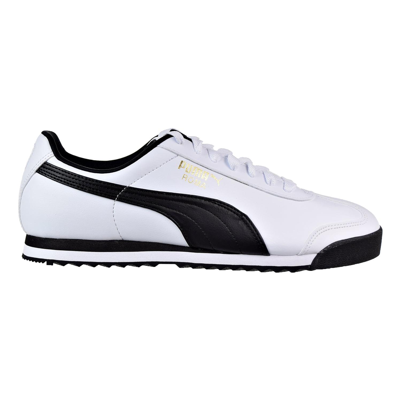 Puma Roma Basic Men's Shoes Puma White/Puma Black 353572-04