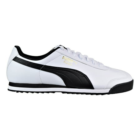 Puma Roma Basic Men's Shoes Puma White/Puma Black 353572-04