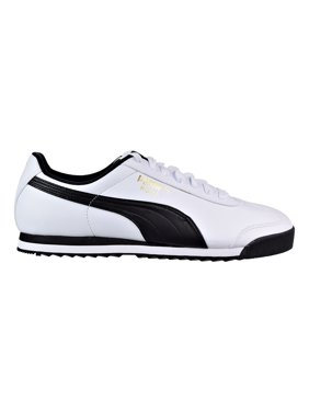 5c70baacc0125 Product Image Puma Roma Basic Men's Shoes Puma White/Puma Black 353572-04
