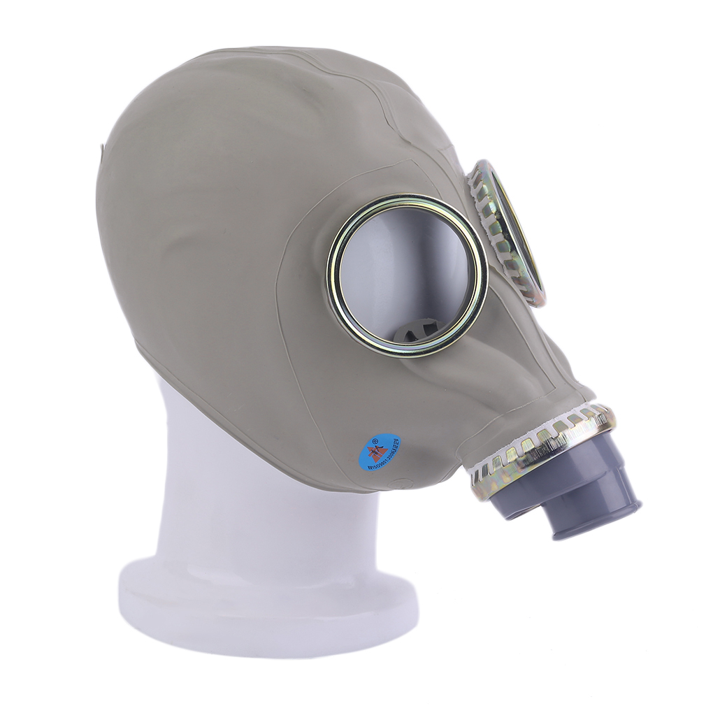 Pratical Gas Mask Emergency Survival Safety Respiratory Gas Mask Anti Dust