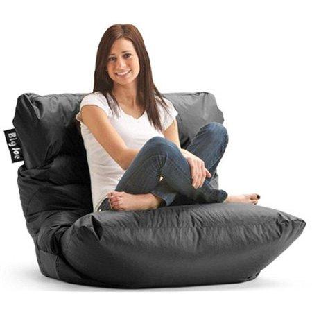 Large Lounge Roma Chair Relax Playroom Bean Bag Seat Kids Comfort Dorm Furniture