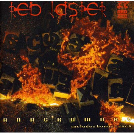 Jasper Disc - Red Jasper - Anagramary [CD]