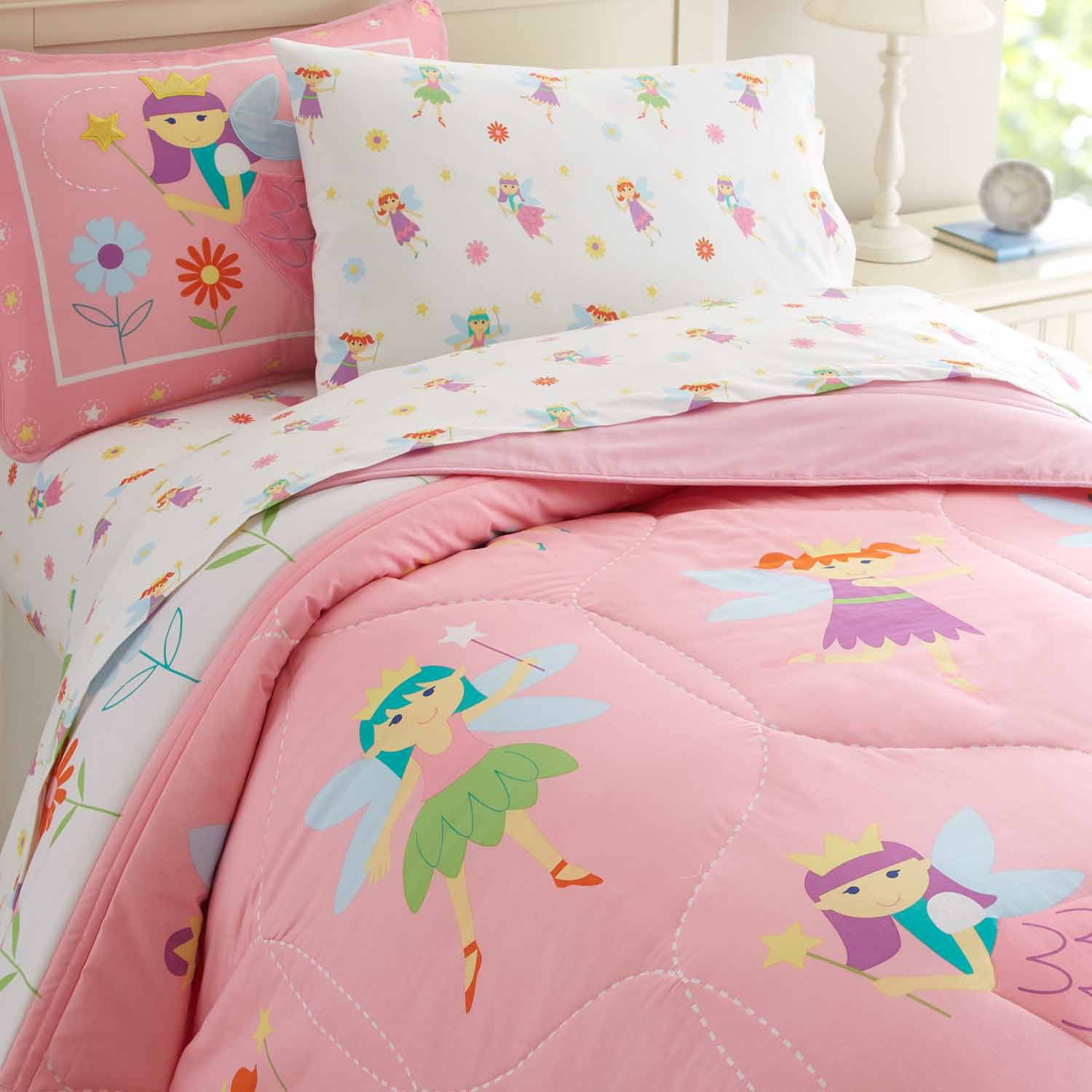 Olive Kids Fairy Princess Comforter