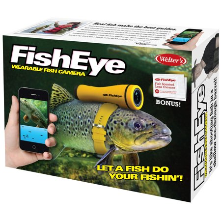 Funny Genuine Fake Prank Gift Box - Fish Eye, 9