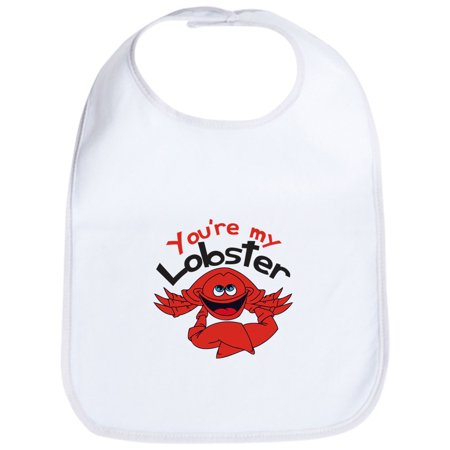 CafePress - You're My Lobster Bib - Cute Cloth Baby Bib, Toddler - Baby Lobster