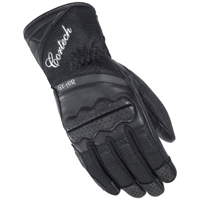 Cortech GX Air 4 Womens Gloves Black