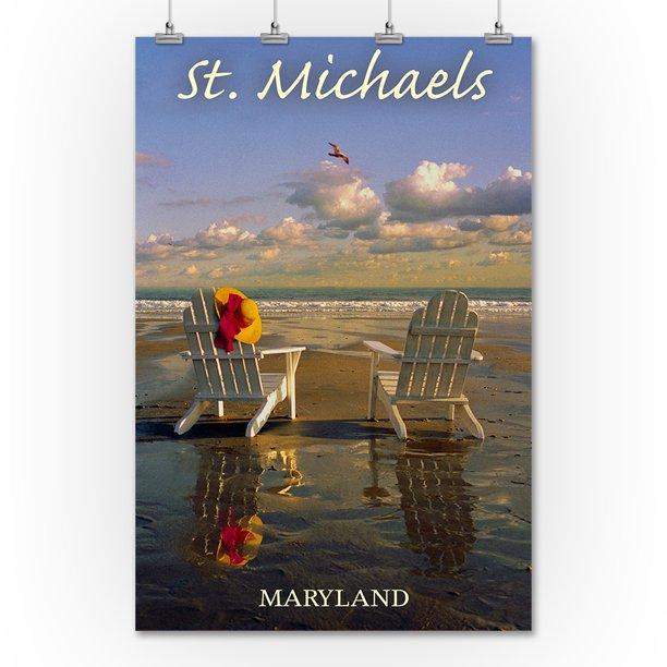 St Michaels Maryland Adirondack