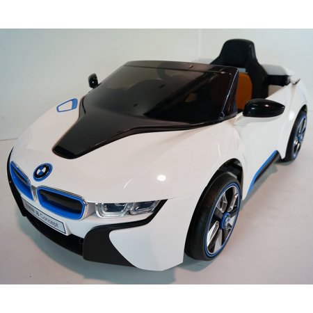 Newest Official 12v Sport Edition Bmw I8 Mp3 Kids Ride On Car With Remote Control