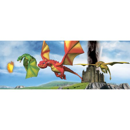 Dragon Knot Bookmark (Dragons Lenticular Bookmark by Moovie)