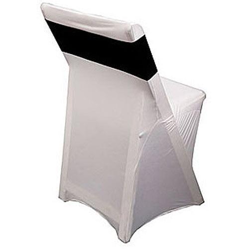 Stretch Fabric Chair Band<li>10-Pack