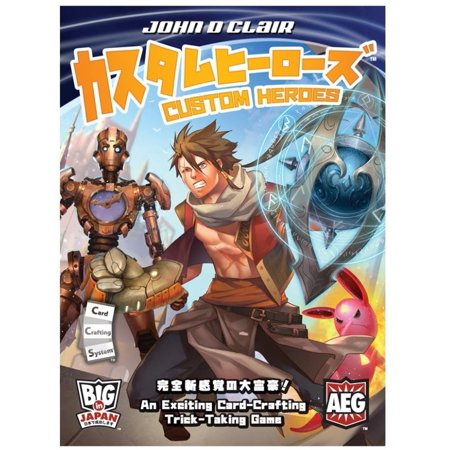 Custom Heroes Board Games By Alderac Entertainment Group