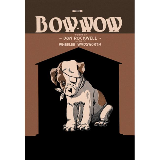 Buy Enlarge 0-587-11819-9P20x30 Bow-Wow- Paper Size P20x30