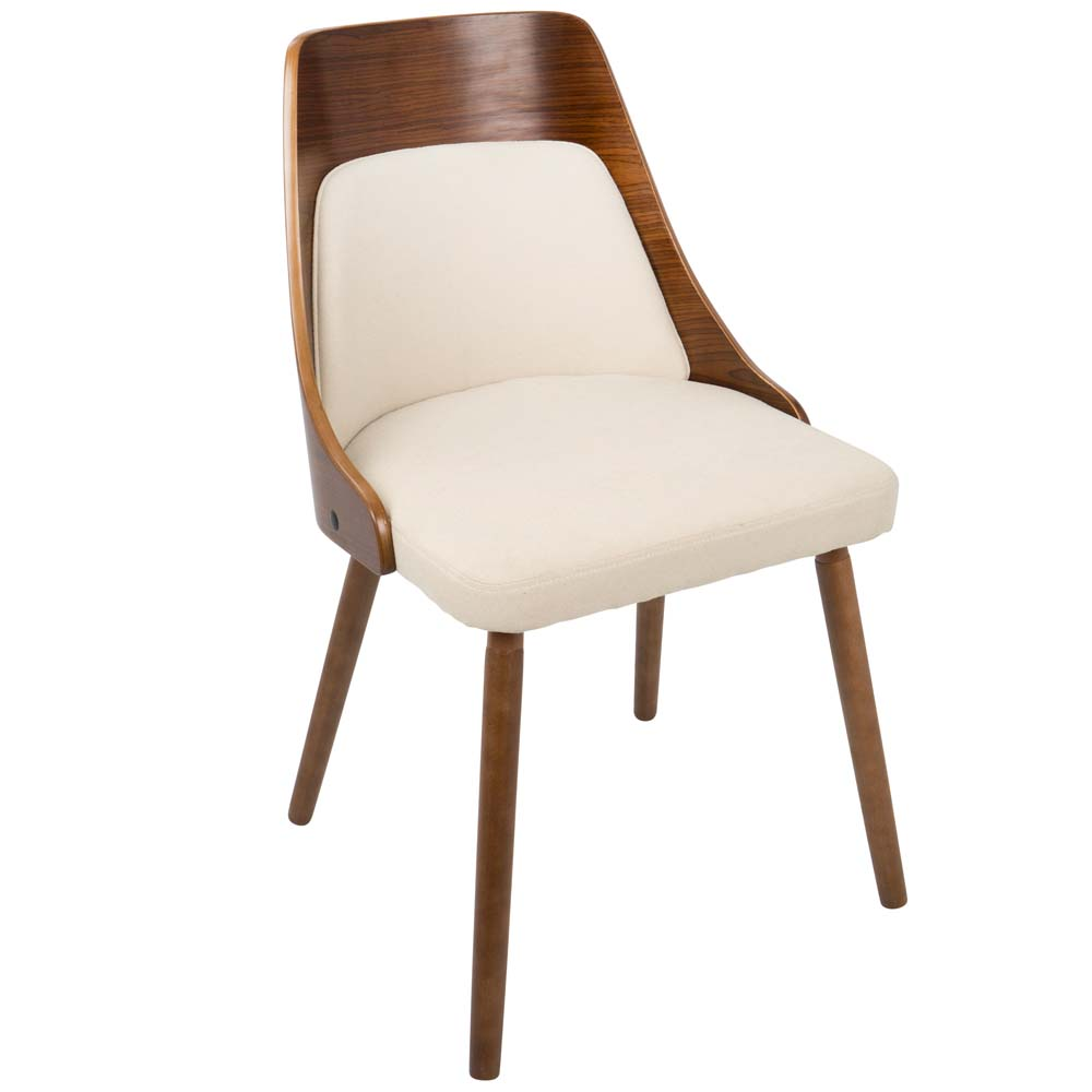 Lumisource Anabelle Mid-Century Modern Dining Chair by LumiSource