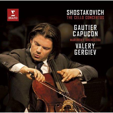 Shostakovich Cello Concertos (Shostakovich / Capucon, Gautier - Cello Concertos)