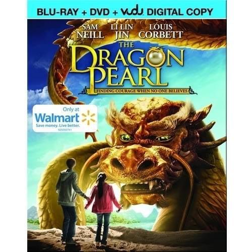The Dragon Pearl (Blu-ray + DVD) (Walmart Exclusive)